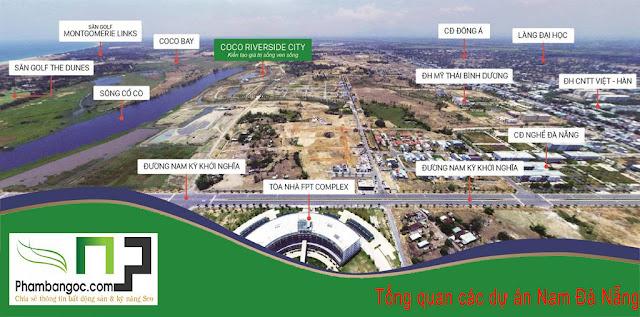 Dự án Sunriver City cạnh FPT City