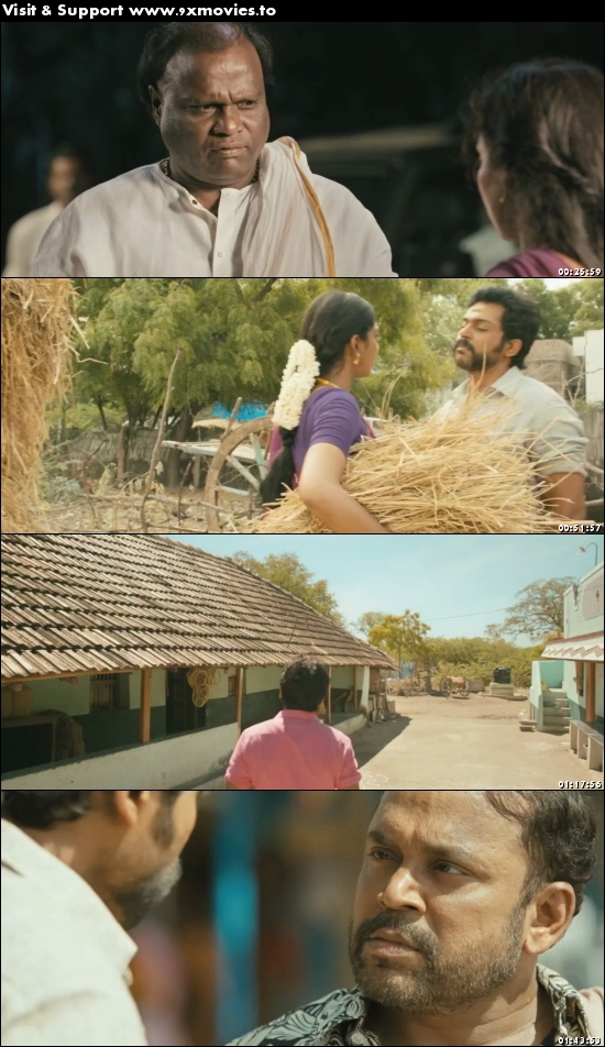 Komban 2015 UNCUT Dual Audio Hindi 720p HDRip 1GB