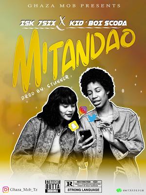 Download Audio   Isk 7six X Kid'Boi Scoda - Mitandao