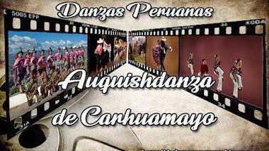 Auquish danza de Carhuamayo