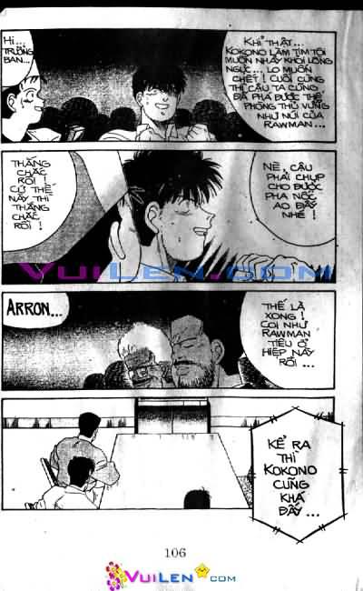 Shura No Mon  shura no mon vol 18 trang 107