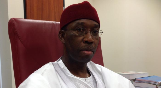 Delta State Contractors Protest, Urging Governor Okowa To Pay for Completed Projects