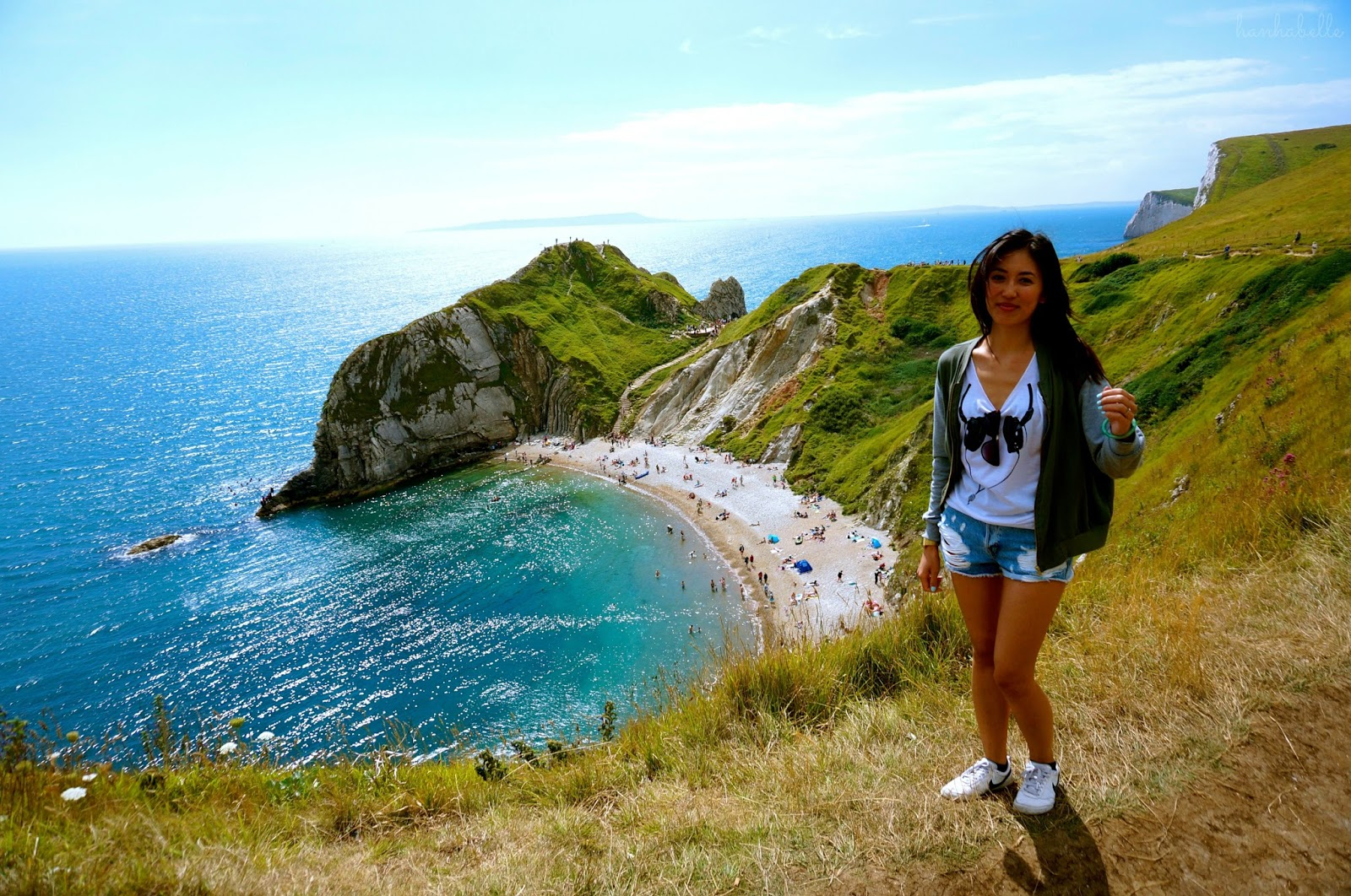 Durdle's Door in Dorset