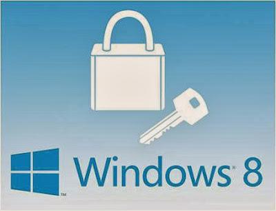Windows 8 security steps