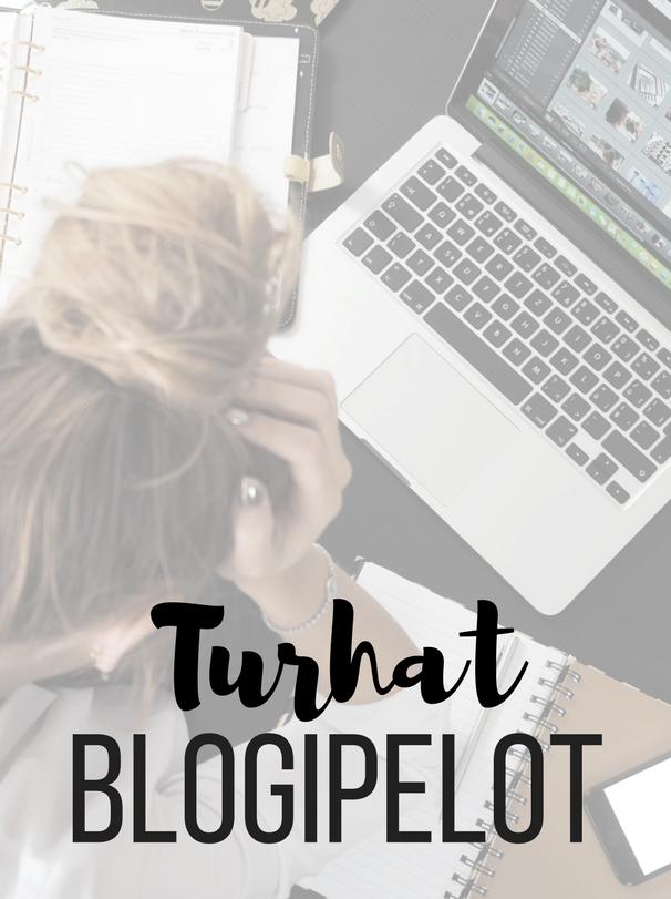 Mitä bloggaajat pelkäävät turhaan