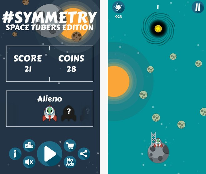 Symmetry - Εθιστικό Game Ελληνικής κατασκευής
