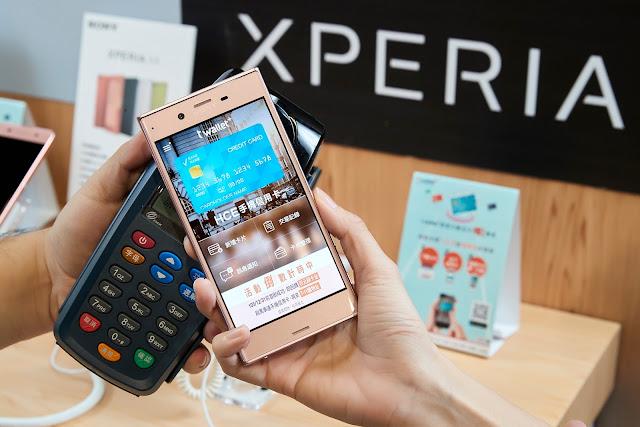 透過 HCE 技術以及 t Wallet APP,可以快速地透過 NFC 手機感應付款