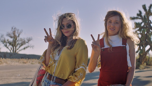 Aubrey Plaza Elizabeth Olsen | Ingrid Goes West