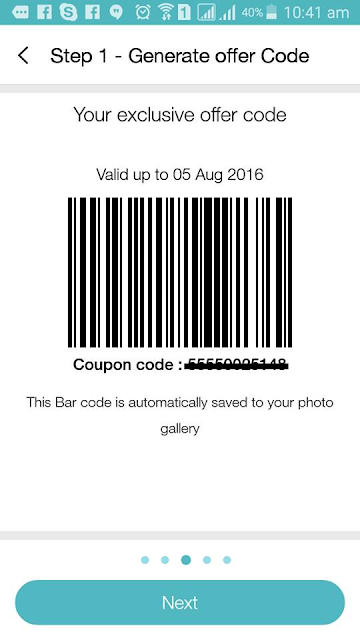 Generate an Offer Code