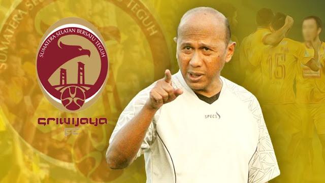 Sriwijaya FC membocorkan bahwa Sriwijaya FC mendapat jasa Rahmad Darmawan Berita Terhangat RD Siap Teken Kontrak di Sriwijaya FC
