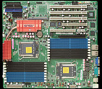 Server-Motherboard for AMD Opteron-CPUs
