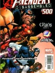 Avengers Disassembled – Truyện tranh