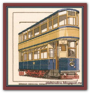 "Heritage Crafts Серия: Other CBM211 ""Birmingham Corporation Tram"""