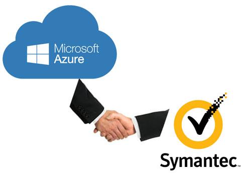 شراكة بين Symantec و Microsoft Azure