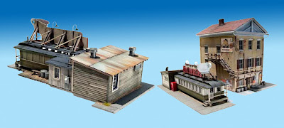Scale Model News: CLASSIC AMERICAN DINER FROM STONEY CREEK