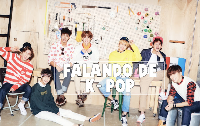 Falando de k-pop : MV's e comebacks de 2017