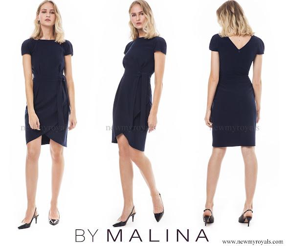 Princess Sofia wore BY MALINA Amina Dress