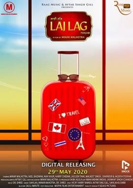 Lai Lag 2020 Punjabi 480p WEB HDRip 350Mb x264