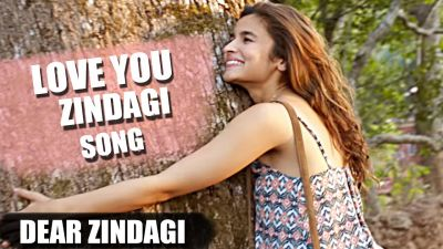 Love You Zindagi - Dear Zindagi ~ Alia Bhatt, SRK
