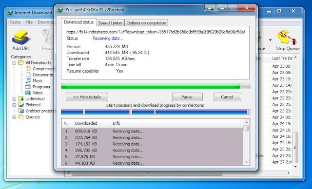 Download Kembali Berjalan Normal