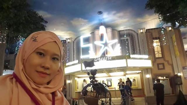 Cerita Tentang Blogger Azlinda Azman
