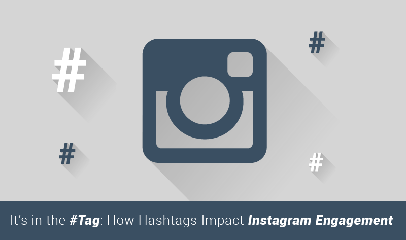 It's in the #Tag: How Hashtags Impact Instagram Engagement - #infographic