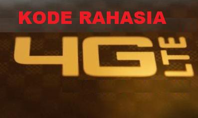 Kode Belakang Layar Cara Merubah Jaringan 3G Menjadi 4G Lte