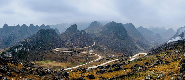 Ha Giang's wonderful beauty through the lens of travellers 1