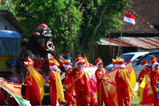 karnaval budaya yogyakarta