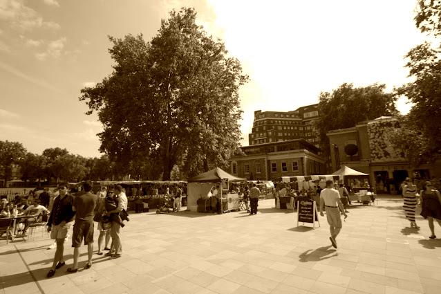 Eaton square-Londra