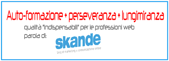formazione comunicazione personal branding skande