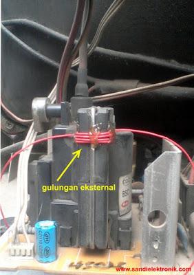 external heater-coil