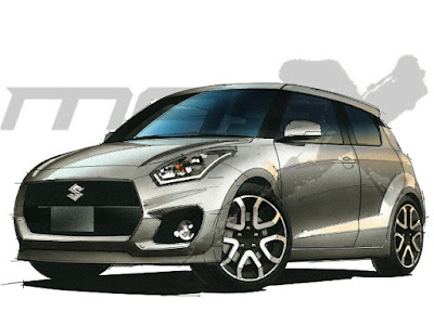 New 2017 Maruti Swift hd image