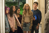 Marvel's Runaways Gregg Sulkin, Ariela Barer, Lyrica Okano, Virginia Gardner and Allegra Acosta Image 1 (40)