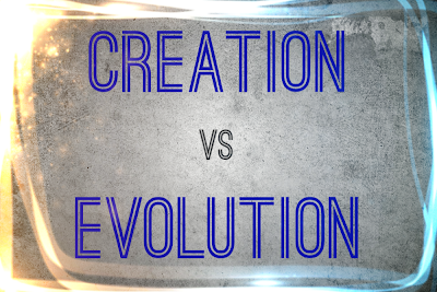 Creation vs evolution thesis