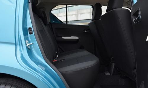 Interior Suzuki Ignis Indonesia