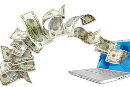4 Cara Gampang Menghasilkan Uang Dari Internet Dengan Cepat