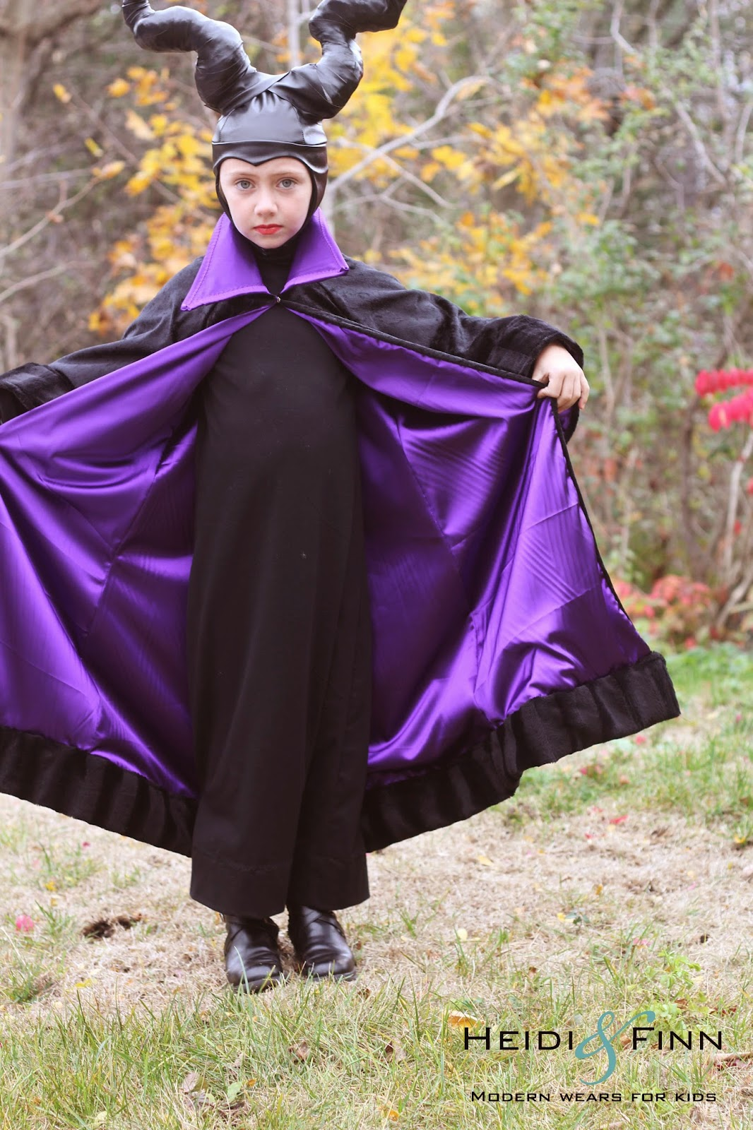 HeidiandFinn modern wears for kids: Maleficent Costume ...