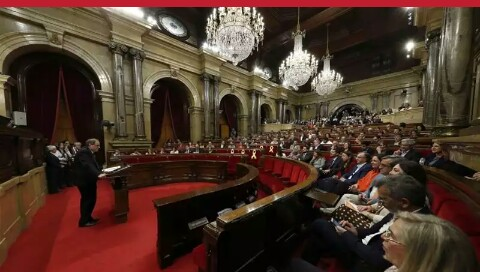 Carolina parliament
