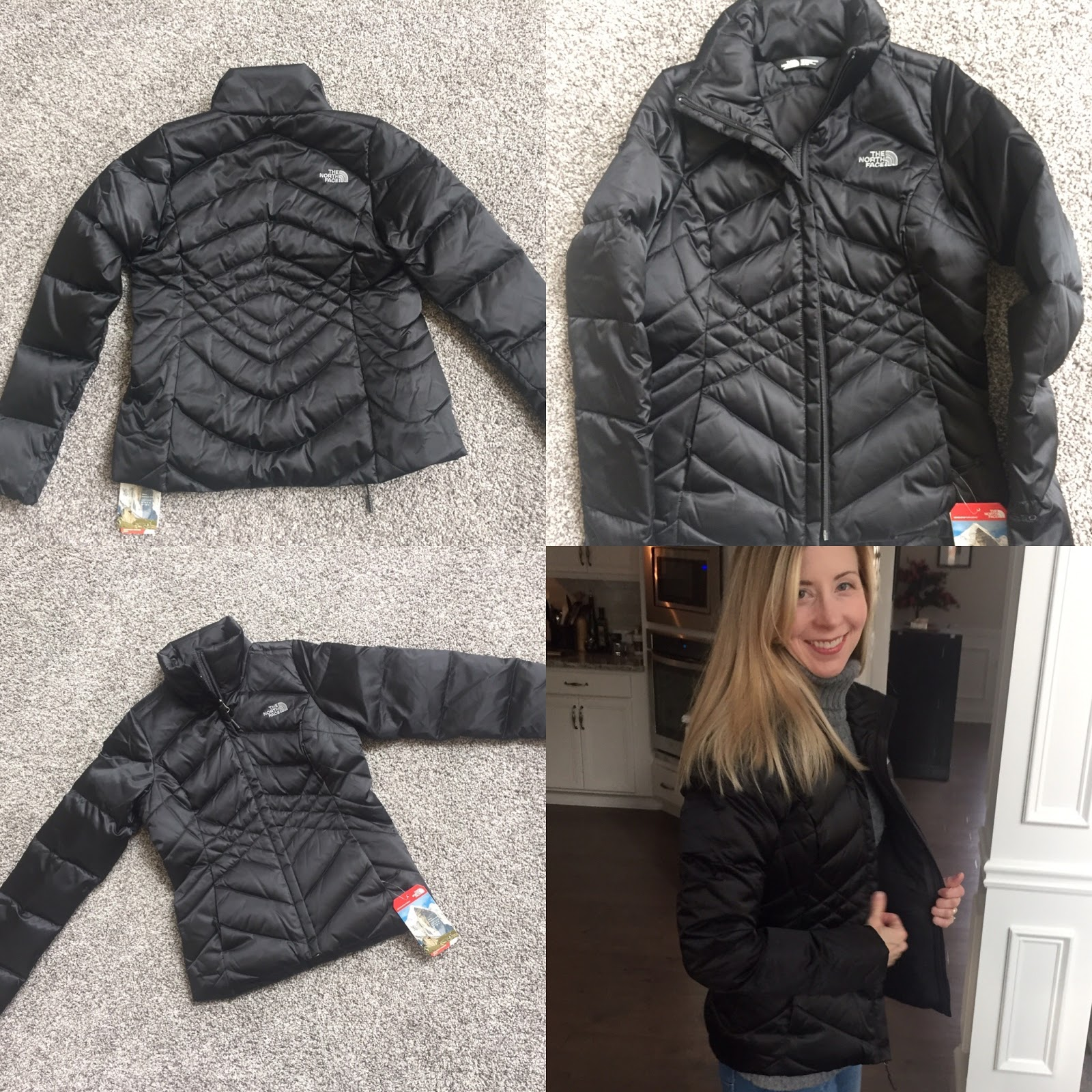 85fc53bed I am absolutely thrilled with my most recent addition to my collection of  jackets. I got The North Face Women's Aconcagua Jacket in black in size XS  from ...