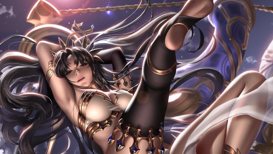 Ishtar, Fate/Grand Order, 4K, #6.2303