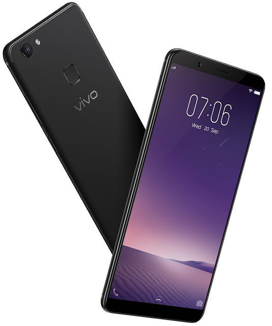Vivo V7+the latest Smartphone launched in India