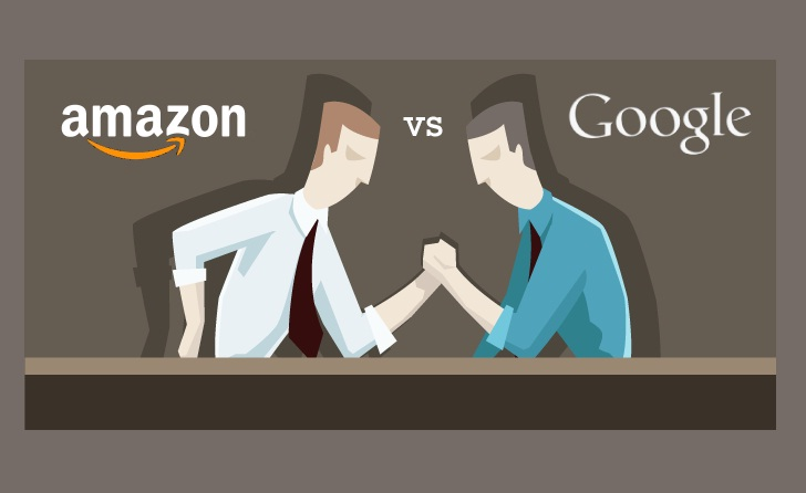 Google vs. Amazon