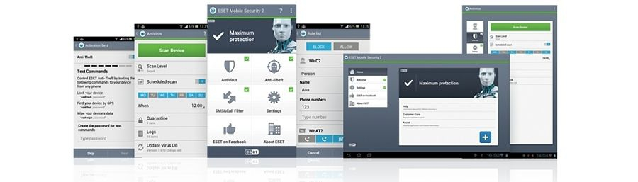 SET NOD32 Mobile Security & Antivirus is a new version of the anti-virus package ESET Mobile Security, intended to protect smartphones and tablets running Android