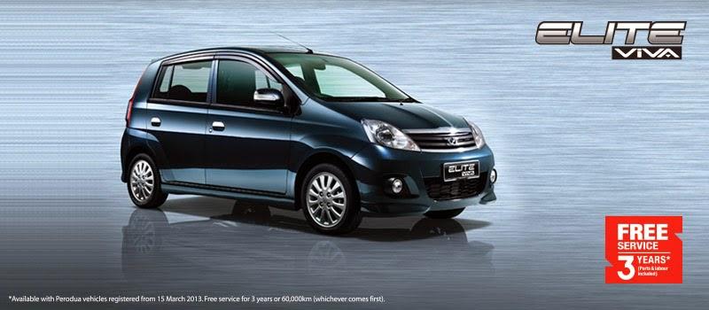 Perodua Viva ELITE Latest Price