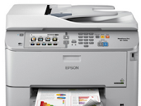 Epson WorkForce Pro WF-5690 Wireless Printer Setup