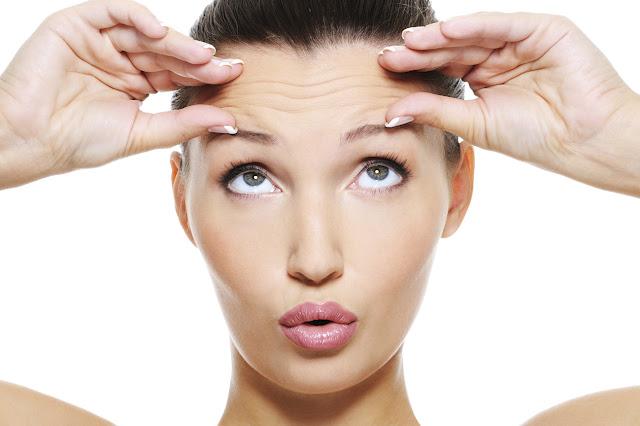 Cara Mencegah Kerutan di Wajah