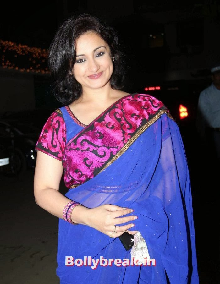 Divya Dutta, Who Looked the Hottest at Raghav Sachar - Amita Pathak Wedding?
