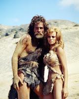 John Richardson Raquel Welch One Million Years BC 1966