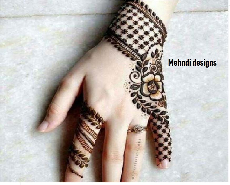 d278643d5e Latest Mehndi Designs for Eid - Mehndi Designs